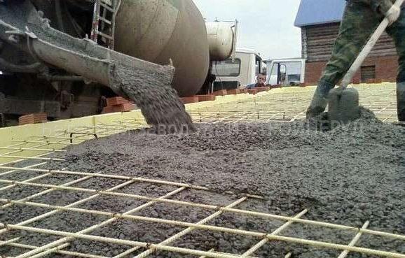 бетон ильино