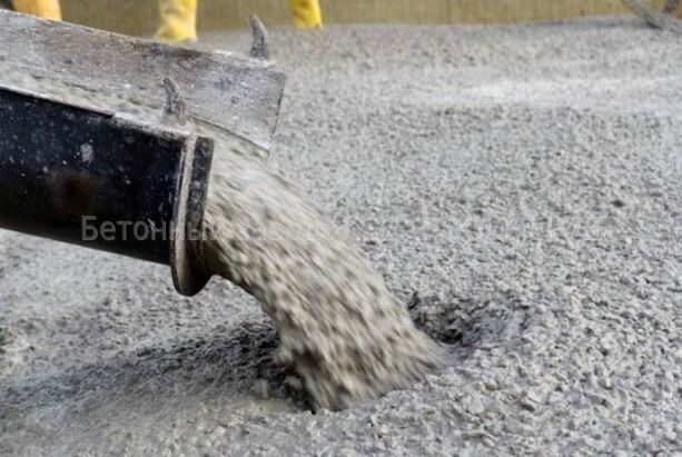 Бетон в родниках бетон масла